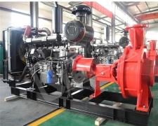 柴油机消防泵