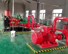 芜湖宣州机场消防泵房