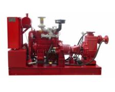 柴油机消防泵可配用多种消防泵