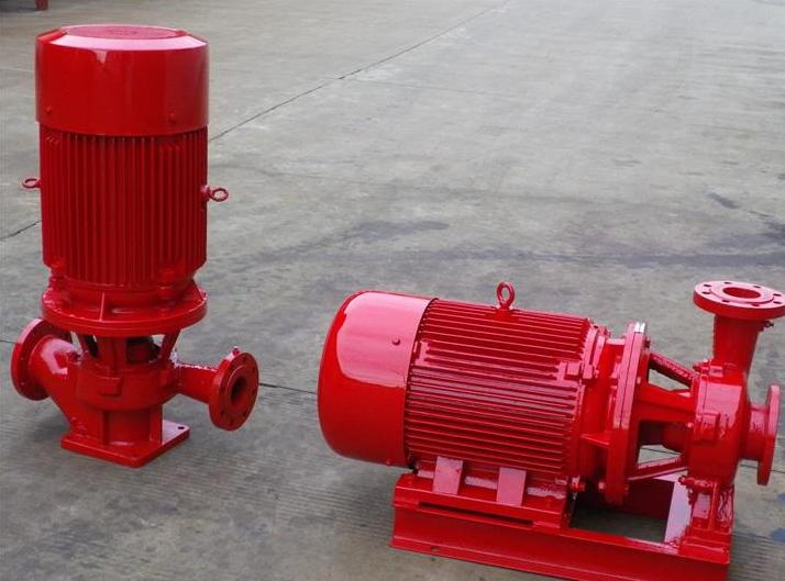 如何专业的了解陕西消防泵