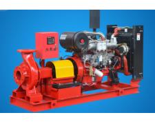 柴油机消防泵特点介绍