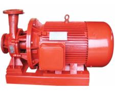 介绍怎么安装消防泵
