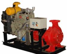 柴油机消防泵在消防增压给水设备中起到重要作用