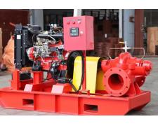柴油机消防泵的自动化特色