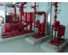 提高消防泵的稳定和可靠性能