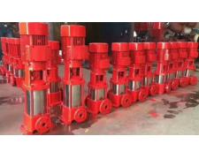 消防泵的维护保养方法