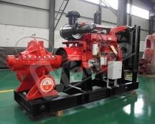 <b>柴油机消防泵的安装说明</b>